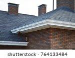 New Tile Roof. Roof Docke