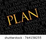 plan word cloud  business