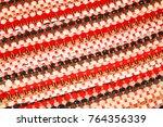 color of fabric warping.   Shutterstock . vector #764356339