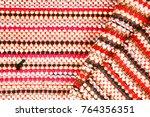 color of fabric warping.   Shutterstock . vector #764356351