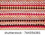 color of fabric warping.   Shutterstock . vector #764356381