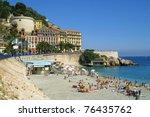 Crowded Mediterranean Summer...