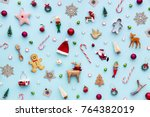 Collection of christmas objects ...