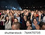 cluj napoca  romania   november ... | Shutterstock . vector #764470735