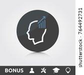 seo progress chart icon