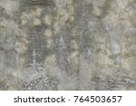 concrete cement wall   Shutterstock . vector #764503657