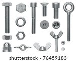 Hardware screw collection