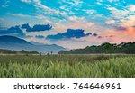 killarney national park. county ...   Shutterstock . vector #764646961