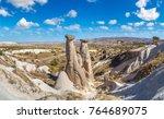 three graces  three beautifuls  ...   Shutterstock . vector #764689075