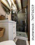 Interior Design Of A Bathroom...