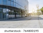 the architectural landscape of... | Shutterstock . vector #764800195