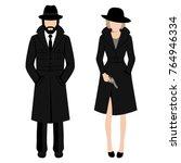 vector illustration of a... | Shutterstock .eps vector #764946334