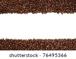 white stripe within brown... | Shutterstock . vector #76495366