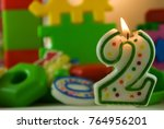 congratulations on your... | Shutterstock . vector #764956201