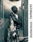 Small photo of Buenos Aires - 2 FEB: XXX in La Recoleta Cemetery, Buenos Aires, Argentina on 2 February 2014.
