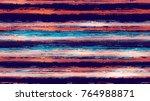 seamless striped background.... | Shutterstock .eps vector #764988871
