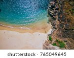 beautiful tropical forest on... | Shutterstock . vector #765049645
