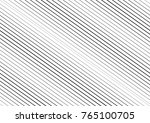 seamless pattern with parallel... | Shutterstock .eps vector #765100705