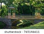 petersburg  russia   june 29 ... | Shutterstock . vector #765146611