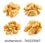Walnut. Walnut Isolated. Nut...
