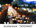 abstract blurred or defocused...   Shutterstock . vector #765243607
