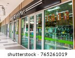 bangkok  thailand  november... | Shutterstock . vector #765261019