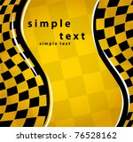 checkered background. eps10 | Shutterstock .eps vector #76528162