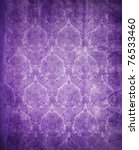 Vintage Background Purple