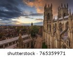 York Minster In The City Of...