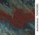 background art  abstract ebru... | Shutterstock . vector #765401881