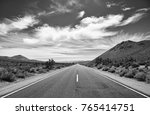 black and white picture of the... | Shutterstock . vector #765414751