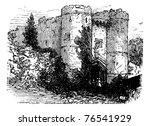 Carisbrooke Castle  Isle Of...