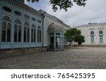 courtyard of sitorai mokhi... | Shutterstock . vector #765425395