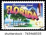 united states   circa 2002  a... | Shutterstock . vector #765468535