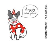 vector illustration character... | Shutterstock .eps vector #765536551