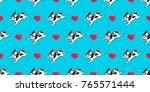 dog french bulldog heart icon...