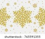 christmas golden glitter...