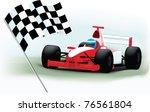 formula one | Shutterstock .eps vector #76561804