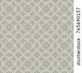 abstract seamless pattern... | Shutterstock .eps vector #765690157