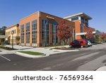 medical center building | Shutterstock . vector #76569364