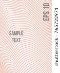 minimum geometric coverage.... | Shutterstock .eps vector #765722971