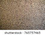 many brilliant  gray and black... | Shutterstock . vector #765757465