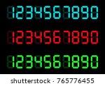 Calculator Digital Numbers....