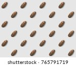 repetitive pattern of pine... | Shutterstock . vector #765791719