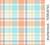 abstract vector geometric... | Shutterstock .eps vector #765818761