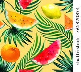 Tropic Fruit Mix With...
