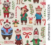 watercolor illustrations of... | Shutterstock . vector #765832324