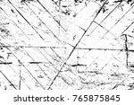 grunge black and white pattern. ...   Shutterstock . vector #765875845