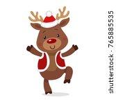 Santa S Reindeer Rudolph....