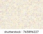 beautiful geometric pattern...   Shutterstock .eps vector #765896227